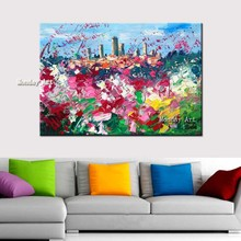 Dropshipping art Abstract Painting On Canvas Hand painted Modern Wall Art Picture For Living Room Home Decor canvas Oil Painting oil painting on canvas printings modern abstract wall art picture hd european home decor living room bedroom decorative painting