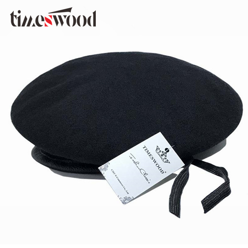 Top Quality Wool Special Forces Military Berets Caps Mens Army Woolen Beanies Outdoor Breathable Soldier Training Boinas Militar
