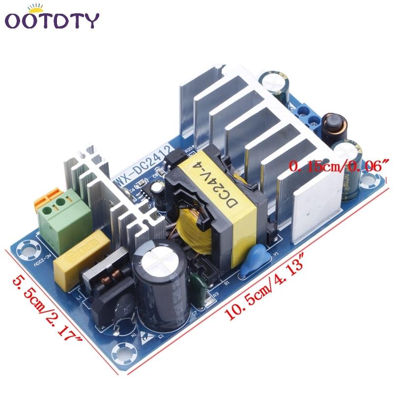 Power Supply Module AC 110v 220v to DC 24V 6A AC-DC Switching Power Supply BoardPower Supply Module AC 110v 220v to DC 24V 6A AC-DC Switching Power Supply Board