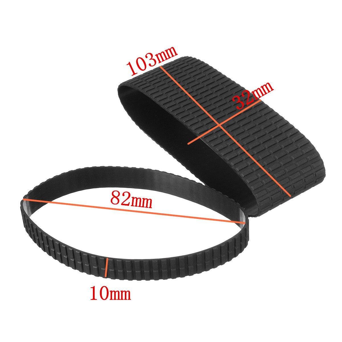 1:2 novedad un conjunto de Zoom y enfoque de goma anillo de reemplazo para Tamron 24-70 2018. 8
