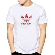 цены на Men\'s T-Shirt Fashion Casual T-Shirt Hip-Hop T-Shirt 2019 Novelty Story Stranger\'s Things Print T-Shirt Short Sleeve  в интернет-магазинах
