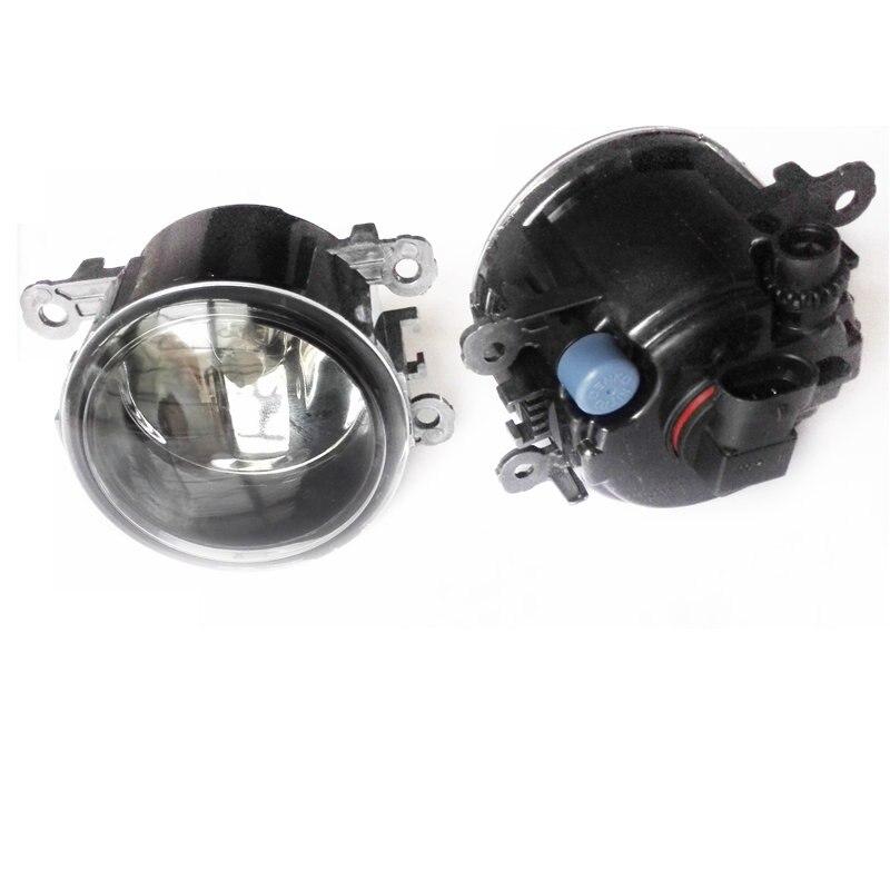 For Citroen C3 FC_ Hatchback 2005-2010 Car styling OE Front Fog Lights Lamps halogen lights 1SET