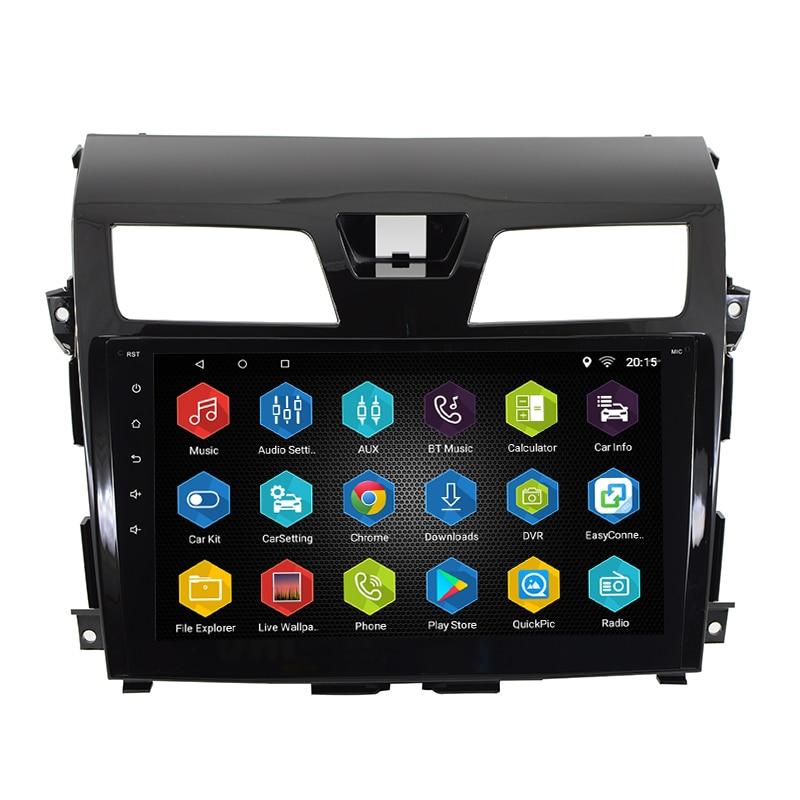 10 2 Android 7 0 0 car radio GPS navigation for nissan teana altima 2013 2014