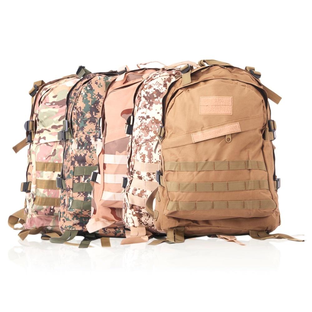 ФОТО Outdoor Tactical Camping Hiking Climbing Military Backpack Rucksacks Bag