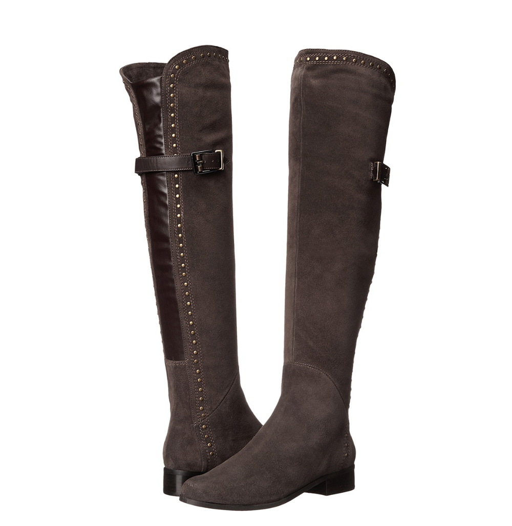 Image result for tall flat boots