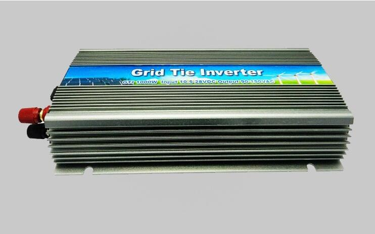 Grid Tie Inverter 1000W Stackable DC11-30V 22-50V Input MPPT Pure Sine Wave Micro Inverter fit for 12V Solar Panel/24V Battery mini power on grid tie solar panel inverter with mppt function led output pure sine wave 600w 600watts micro inverter