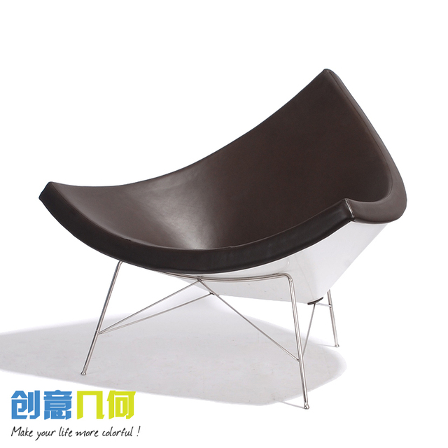 Coconut chair fiberglass chair coconut creative arts designer furniture sofa reception chairs  sc 1 st  AliExpress.com & Coconut chair fiberglass chair coconut creative arts designer ...