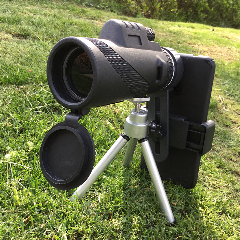 Hot 40x60 Small Portable Monoculars Telescope High Powered Night Vision Hiking Hunting Travel Zoom Telescope for
