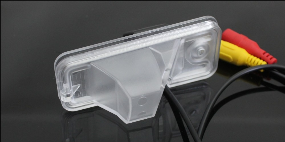 Car Camera For KIA Carens RP MK3 2012 2013 2014 2015 High Quality Rear View Back Up Camera For Fans  CCD + RCA show 3