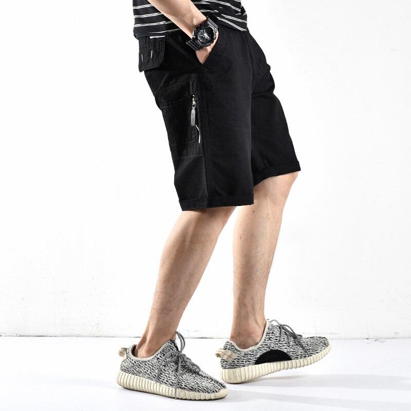 Estate di modo del Mens Dei Jeans Shorts Stile Giapponese 195 #