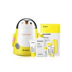 DR. JART + ceramidin жидкости игровой набор маска для лица увлажняющий жидкость Сыворотки по уходу за кожей лица ceramidin крем, лосьон для тела Косметик...