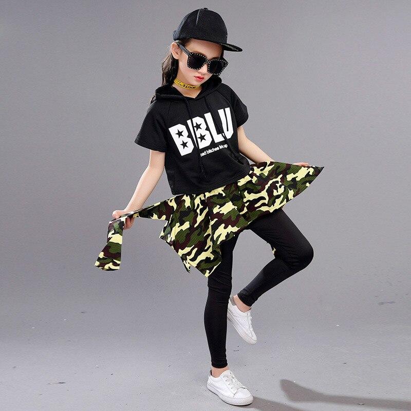 1a9bc56bd New Style Fashion Kids Ballroom Modern Jazz Hip Hop Dance ...