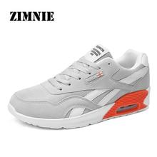 ZIMNIE 2020 bahar yeni dantel up rahat ayakkabılar erkekler için kadın hafif rahat nefes çift ayakkabı Feminino Zapatos