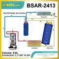 Он защищает компрессор от повреждений, аккумулятор помогает поддерживать эффективность системы и правильный уровень масла Картера