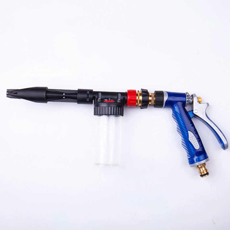 Car Wash Water Foam Gun High Pressure Snow Foamer Profession Car Cleaning Soap Shampoo Sprayer