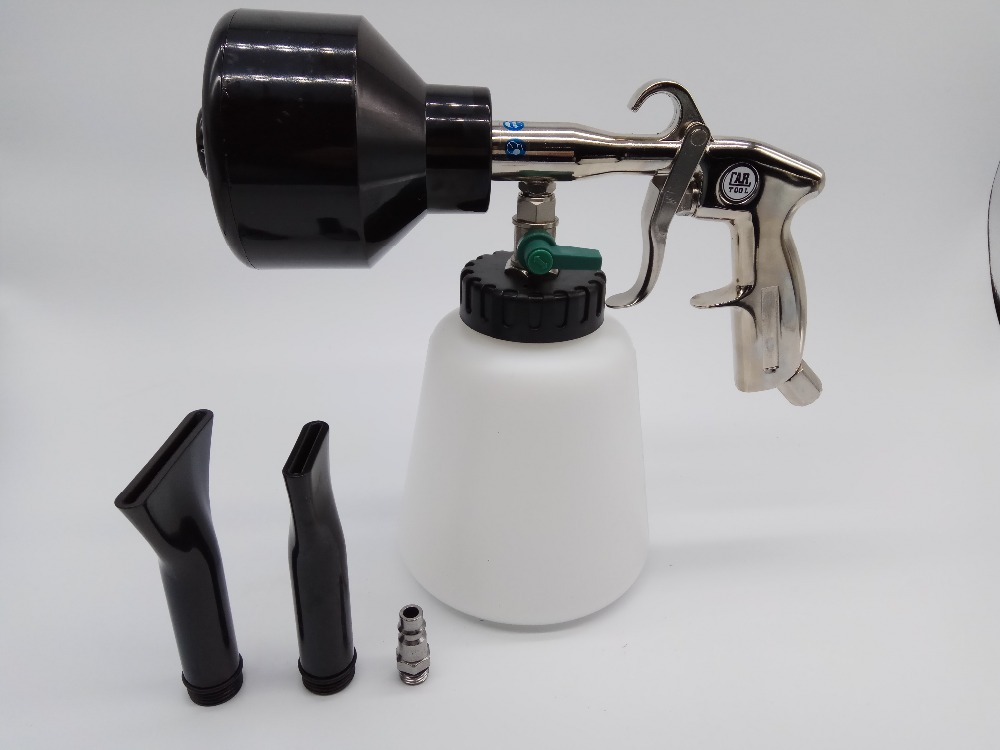 TORNADOR BLACK Z 011 Air Foam Gun Shampoo Sprayer Car