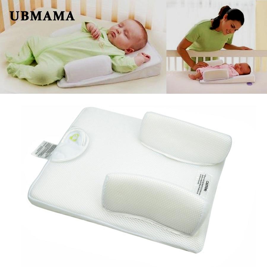 algodao branco berco cama de bebe cama de viagem do bebe portatil bebe dormindo travesseiro recem
