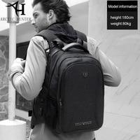 ARCTIC HUNTER Laptop Backpack Male USB Warm hand design Backpack for Men Travel Backpacks School Bags B00211