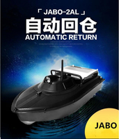 Rc Fishing Boat Toy JABO 2AL JABO 2AL Automatic Put The Hook Remote Control Submarine Boat