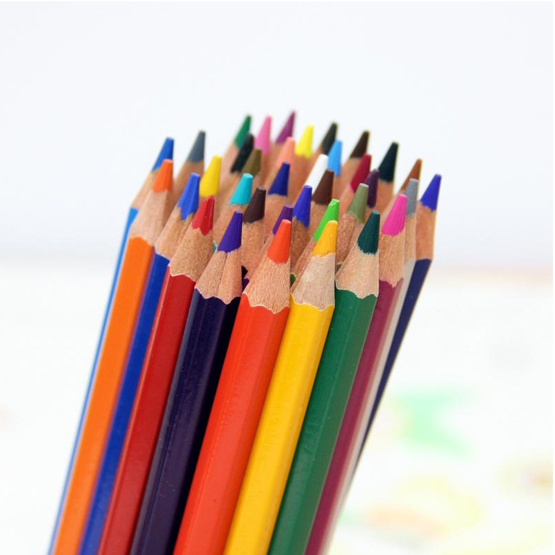 Image 3 - Faber Castell 36/48/72 Color Pencil for School Lapiz Oily Professional Sketch Pencils Rainbow Colors Lapis Escolar Stationery-in Standard Pencils from Office & School Supplies