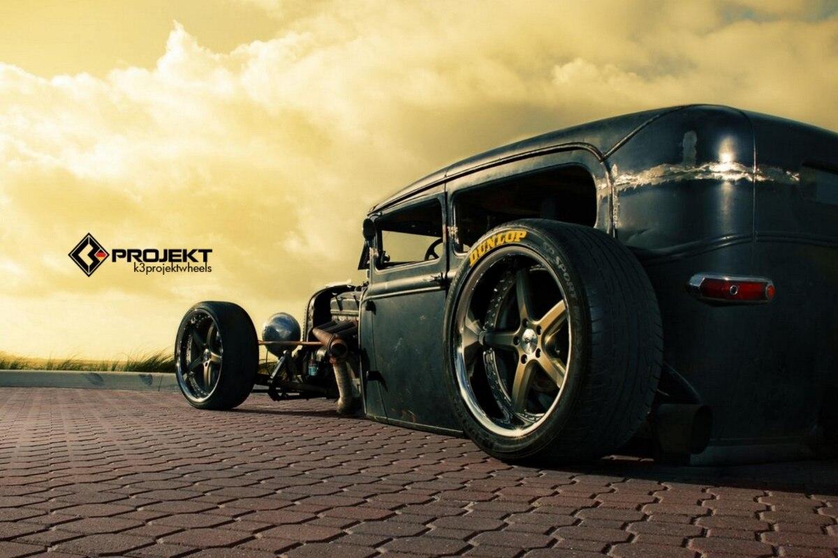 Aliexpress.com : Buy 1931 model rat rod hot rods retro sports car ...