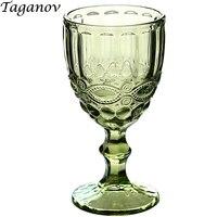 Бокал для вина Кубок Свадебная вечеринка лучший подарок Винтаж бокал для красного вина 10 унций 300 мл 8 унций для столовой барная питьевая вод...