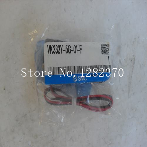 [SA] New Japan genuine original SMC solenoid valve VK332Y-5G-01-F Spot --2PCS/LOT [sa] new japan genuine original smc solenoid valve vqz2121 5lb1 c6 spot