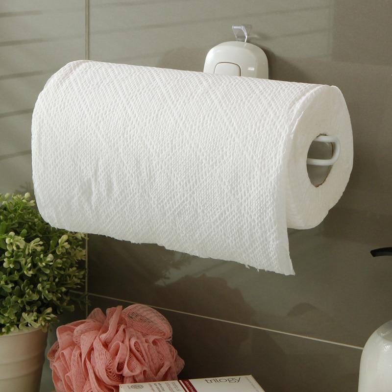 Sanitary Toilet Paper Holder Tissue Box Kitchen Bathroom Storage Rack Roll Paper Tissue Holder