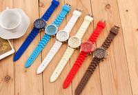 2017 Hot Sale Fashion Men Top Luxury Brand Quartz Watch High Quality Business Leather Men Colock