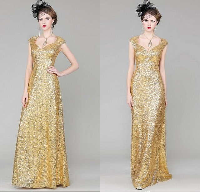 Vestidos hermosos largos elegantes