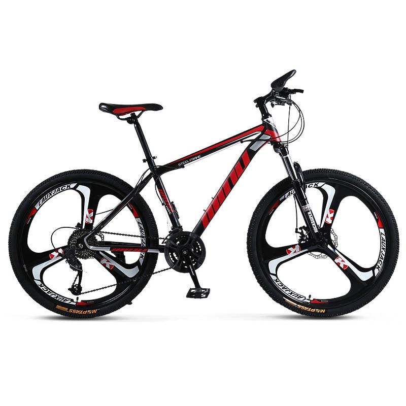 Trend Mountain Bike Practical Mountain Bike Shock-absorbing Disc Brake Mountain Bike