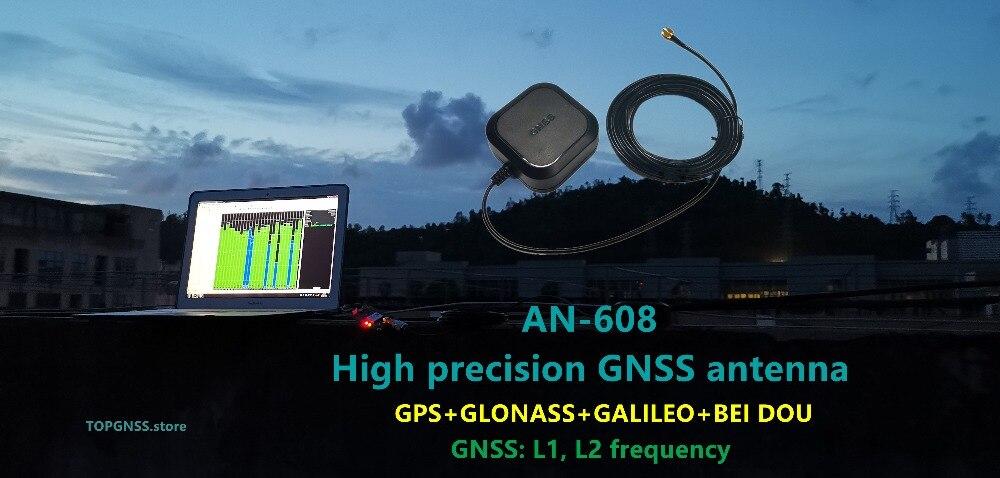 High precision GNSS antenna an-608 top gnss antenna