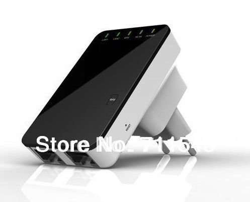 Free shipping Wireless-N Mini Router 150Mbps 802.11b/g/n WIFI Wireless Router Wifi Repeater Extend To 300M With Retail Package