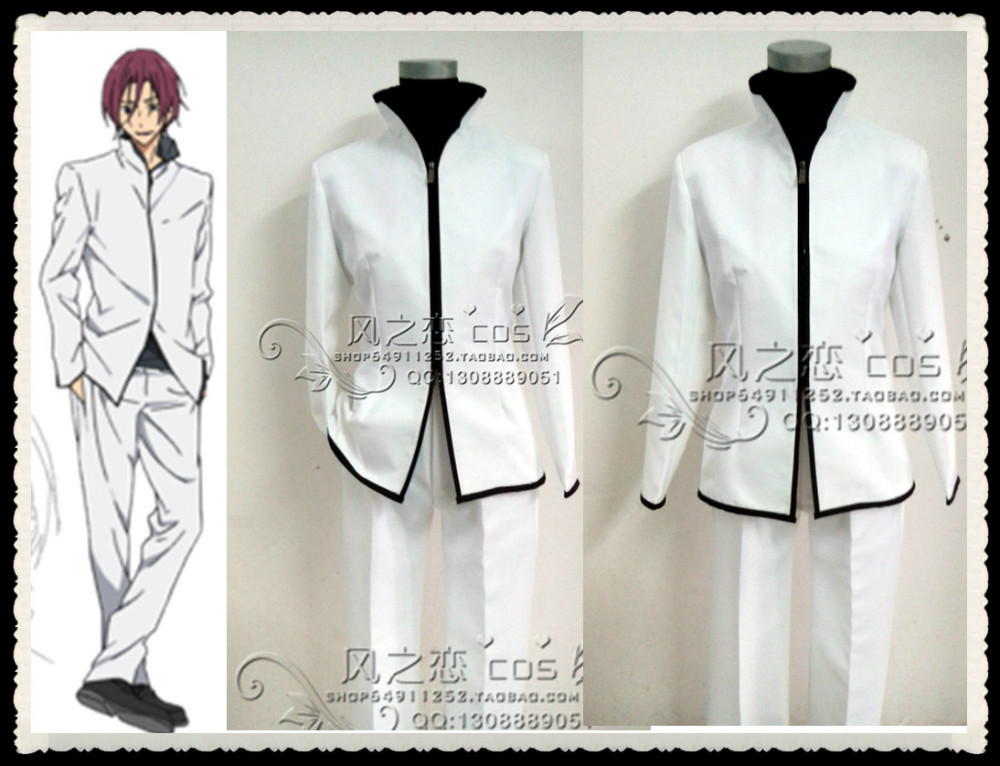 Japanese Anime Free Iwatobi Swim Club Gou Matsuoka Rin Matsuoka Cosplay Costume High School Uniform High School Uniform Rin Matsuoka Cosplaycosplay Costume Aliexpress He had gone abroad to study swimming, but his personality changed immensely by the time he had returned to japan and for this reason he often perplexes his former teammates. us 53 55 15 off japanese anime free iwatobi swim club gou matsuoka rin matsuoka cosplay costume high school uniform high school uniform rin matsuoka