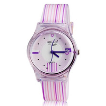 2016 new design children watch japan movement fashion trend watches atmospheric jelly watch