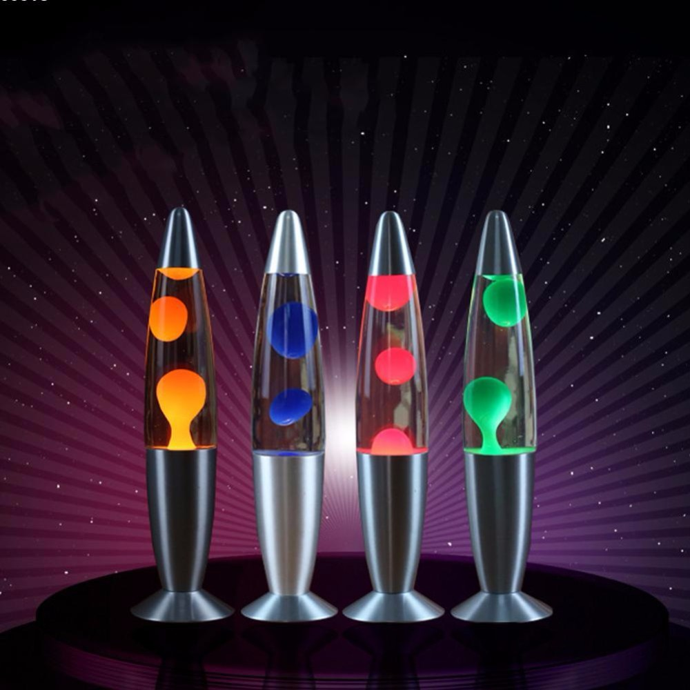Lava lamp room - Hot Sale New Year Christmas Decor Led Lights Water Candle Lamp Act The Role Creative Bedside