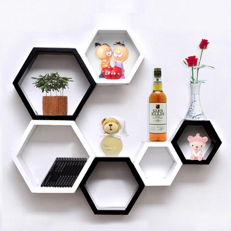 yi home shelves shelving study creative shelf corner wall tv