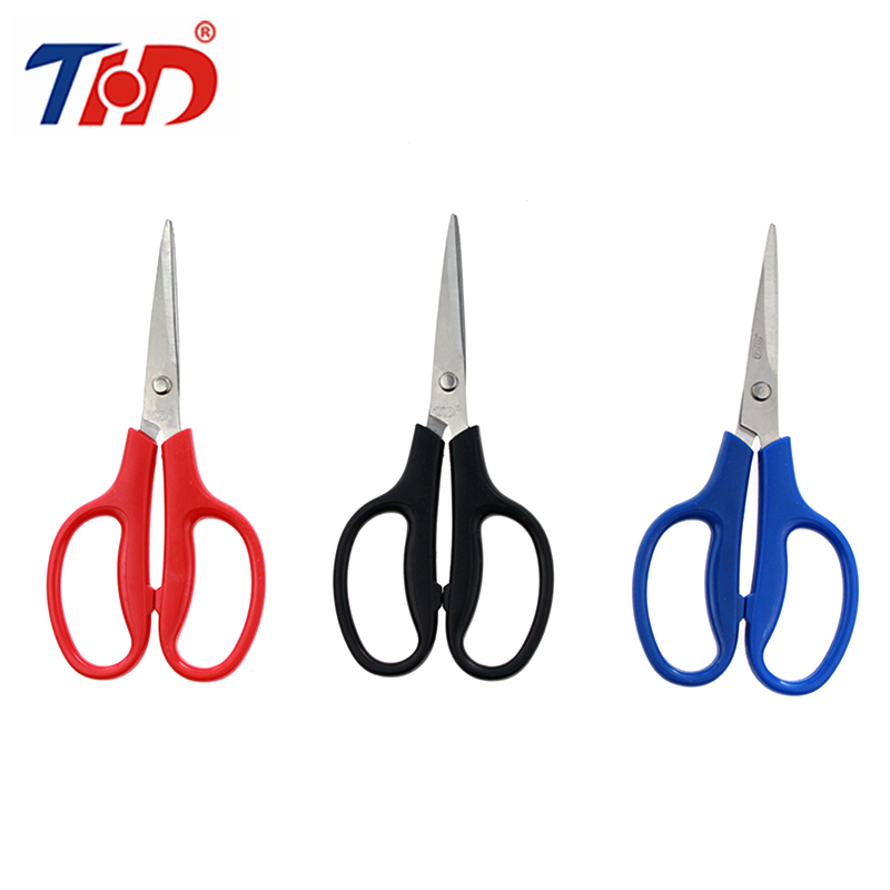 THD 170 Mm/6.7 Inch Stainless Steel Office Cutting Scissors Diy Crafts Office Tailor Needlework Scissors For Home Workshop