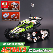 New Lepin 20033 Technic Series The RC Track Remote-control Race Car Set Building Blocks Bricks Educational Toys  42065