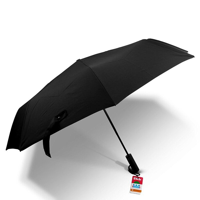 Xiaomi mijia automático um-brella para dias ensolarados e chuvosos alumínio à prova de vento luz solar-sombreamento de calor isolante anti-uv 0.3