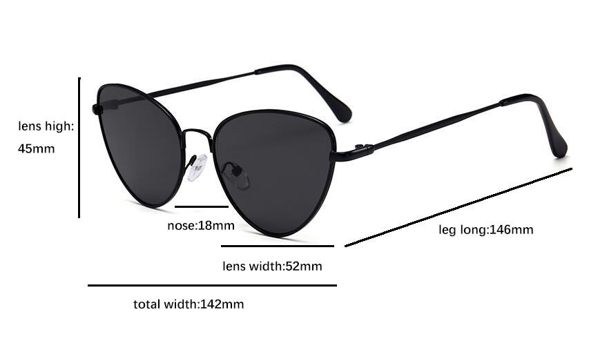 HTB11gLESXXXXXaoXXXXq6xXFXXXP - Red Cat Eye Transparent Lens Vintage Sunglasses Retro 70s Design
