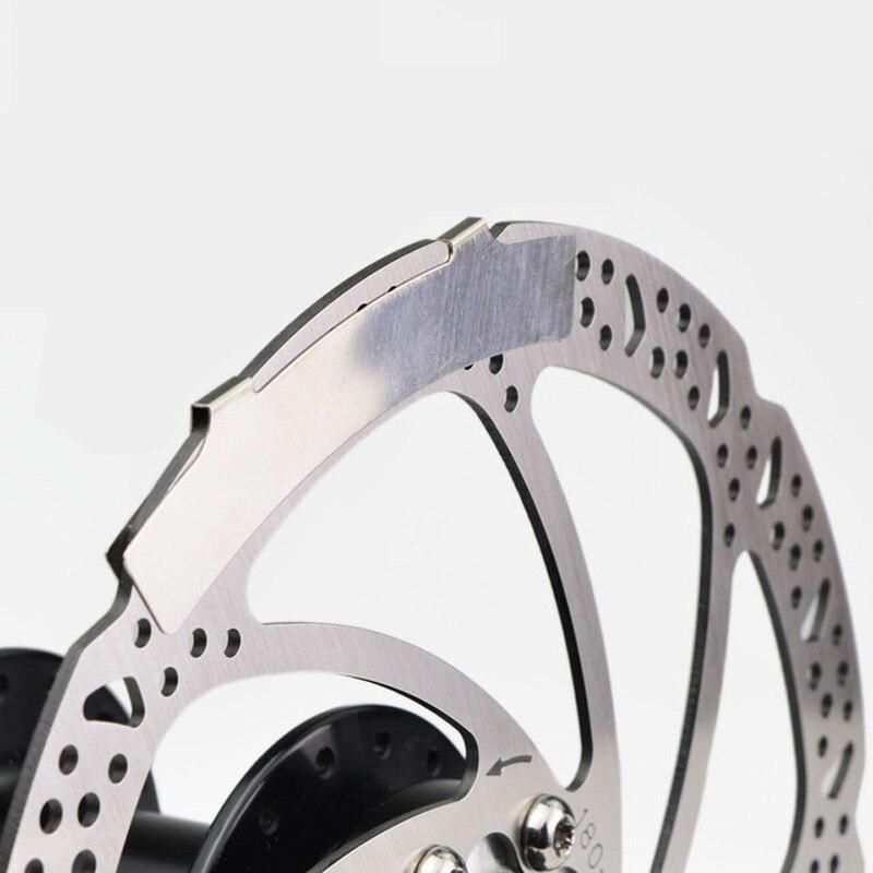 Bicycle Disc Brake Pads Adjusting Tool Adjustment Tool MTB Assistant Brake Pads Rotor Alignment Tools Spacer R0162
