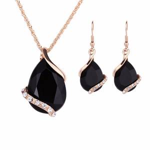 WURUIBO Necklaces Jewelry Sets for Women 2PCS Jewelry Sets