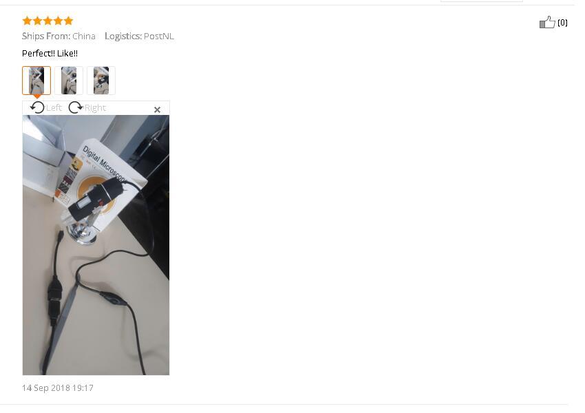 1600x microscopio hd elektronische digital usb stereo mikroskop