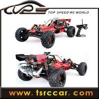 1/5 продаж автомобилей 29cc RC Rovan Baja 5B с 2,4 г 3 канальный контроллер