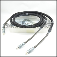 Pair audio Cable's Stradivarius Cremona Edition RCA audio cable 1.5m Tube Amp rca interconnect cable hifi