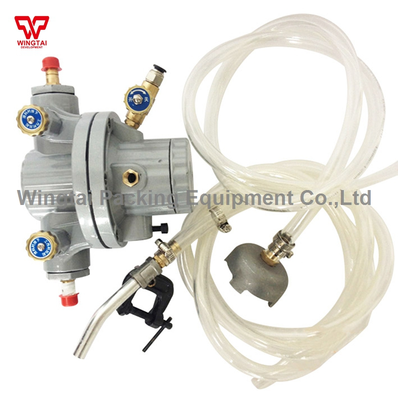 10L/Min PTFE Single Way Ink Pneumatic Diaphragm Pump BML-5 air operated water pump цена