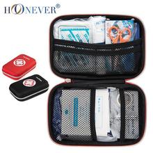 First-aid Kit with Portable Emergency Bag