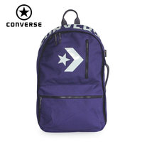 Converse original outdoor backpack On foot walking canvas bag and Mountaineering bag 10006916 7783