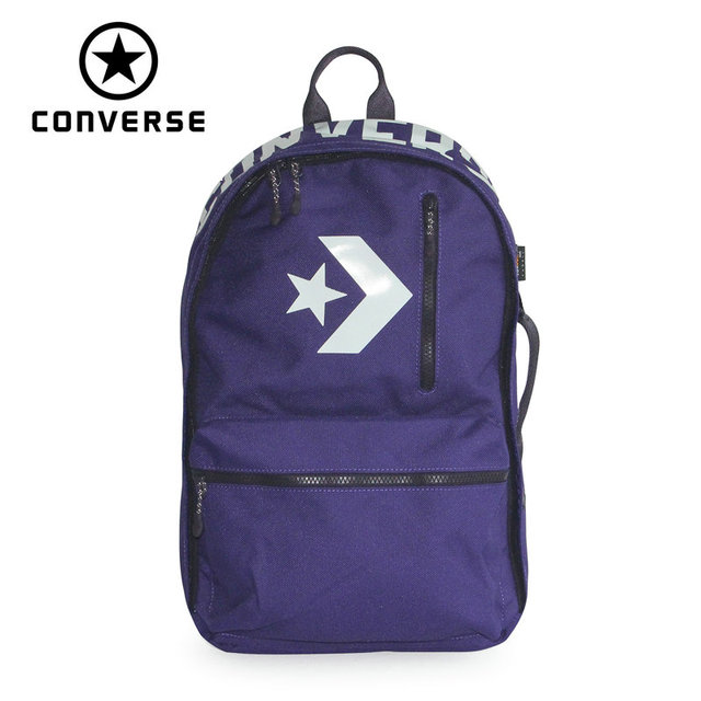 Converse original outdoor backpack On foot walking canvas bag and  Mountaineering bag 10006916 7783 c281abe8f8cb4